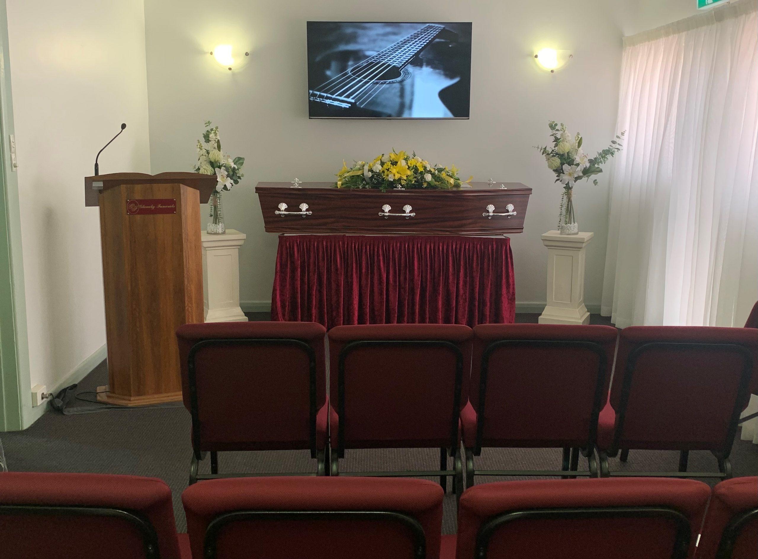 Glenelg Funerals chapel